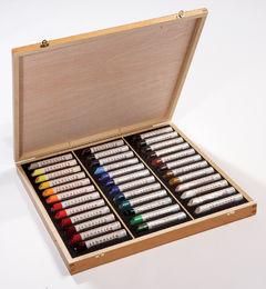 Oil Sticks set of 36 ( Box 36 assorted)