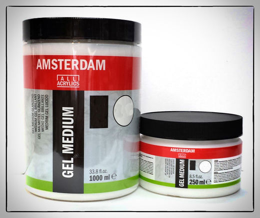 Amsterdam Matta Gel Medium