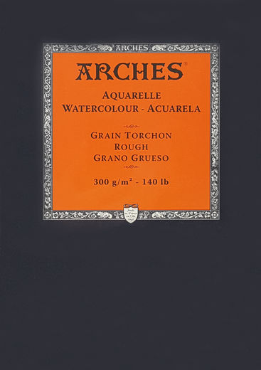 Arches Akvarellipaperi Rough