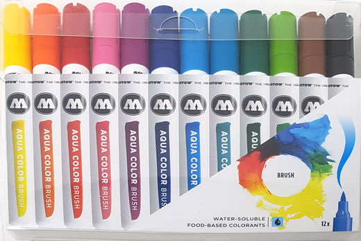 Molotow Aqua Color Brush