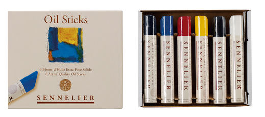 Oil Sticks set of 6x38ml